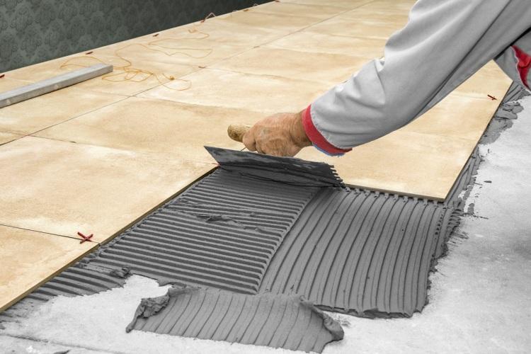 Ceramic tiling, porcelain, flooring, laminate, pre-finished hard wood